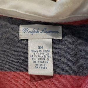 Ralph Lauren One Pieces - Ralph Lauren footie